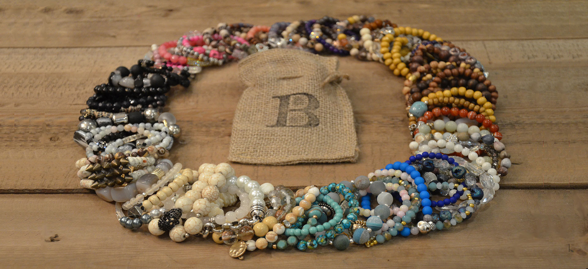 Unique handcrafted jewelry